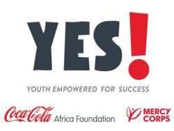 YES! Coca-Cola and Mercy Corps